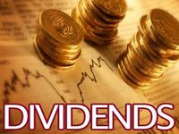 Daily Dividend Report: COTY, MSI, HUN, HRB, BDC, DSW, HEES